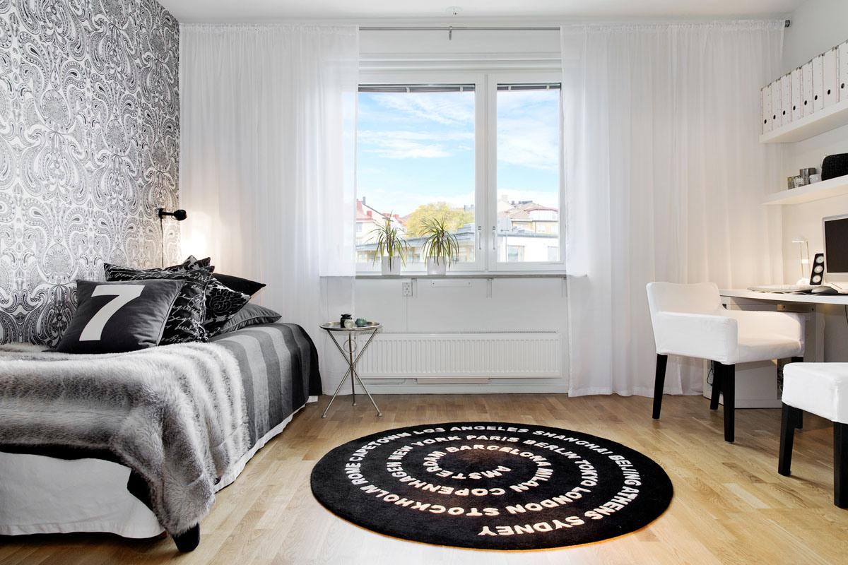 Una casa da sogno tutta bianca - Camere da letto bellissime ...