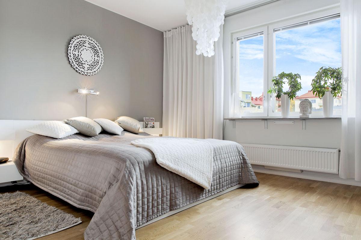 Una casa da sogno tutta bianca for Camere arredate