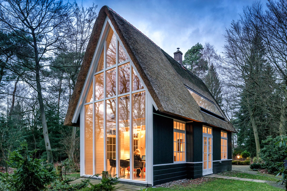 Bien-aimé La spettacolare ristrutturazione di una casa di campagna - Casa.it KT13