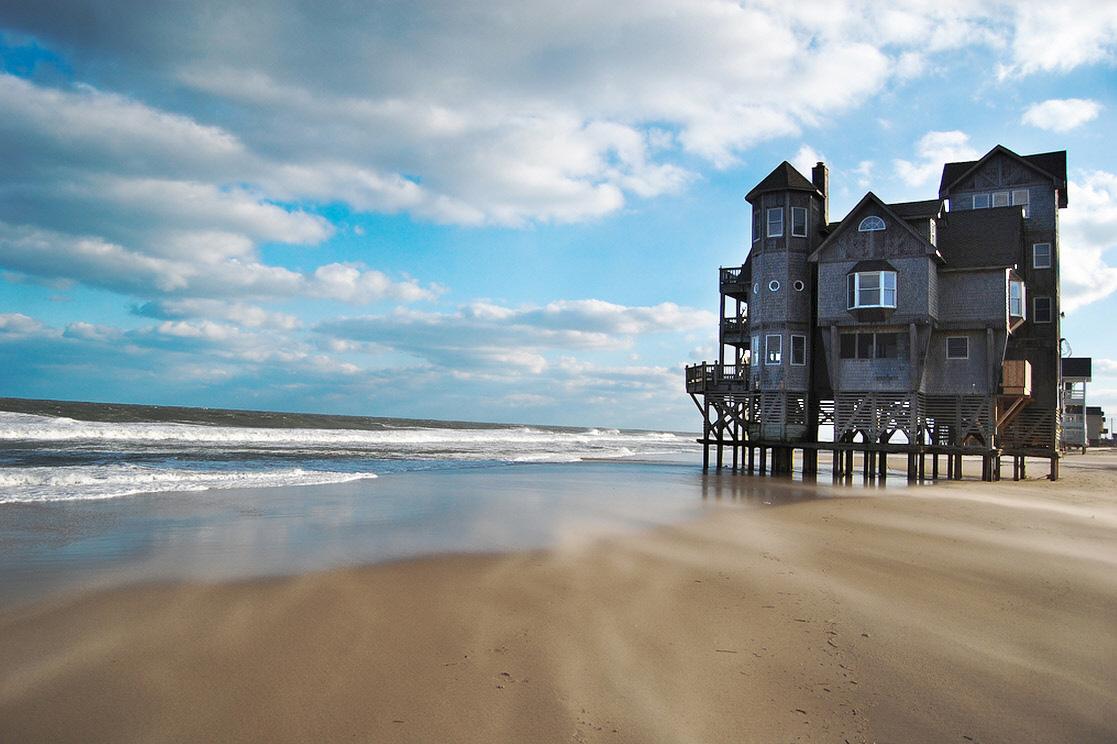 Inn at the rodanthe la casa sul mare for Costo della costruzione della casa sulla spiaggia