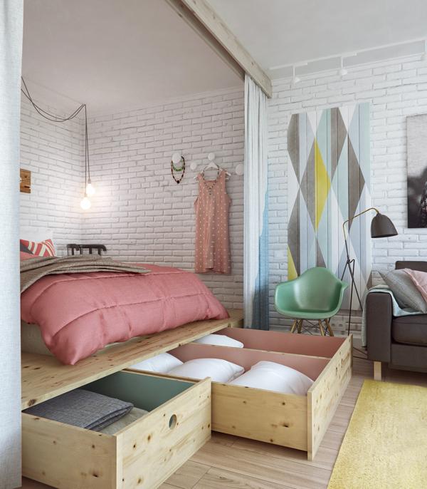 40 mq straordinari e tanti consigli per render la vostra casa più ...