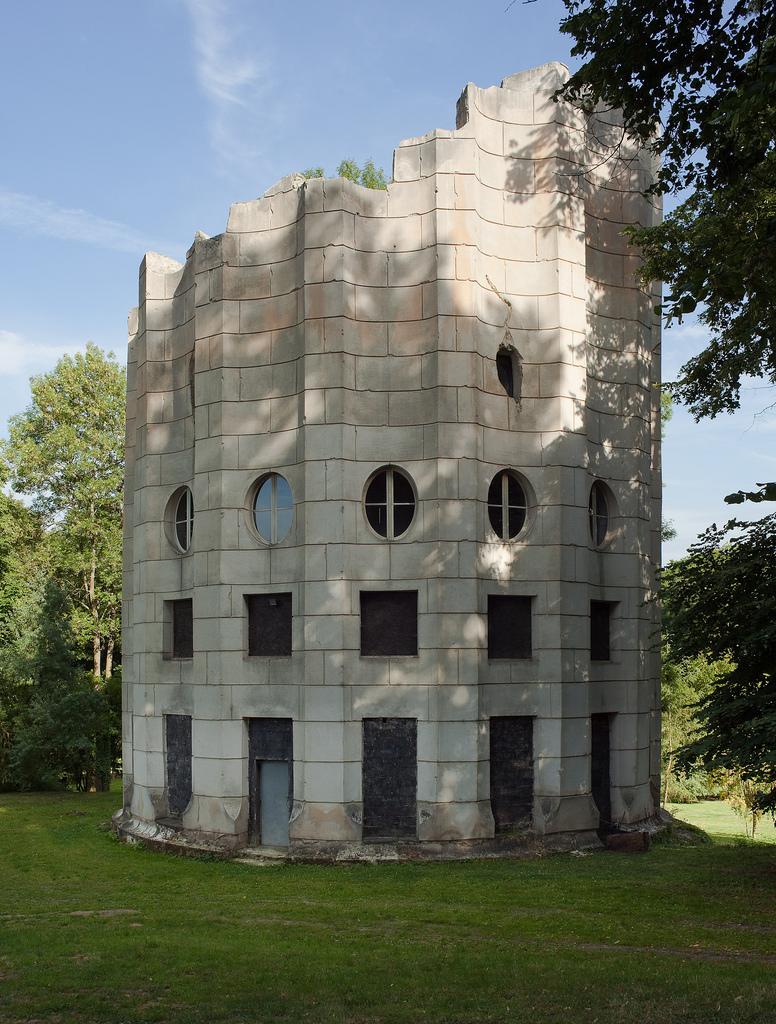 Gli edifici pi strani del mondo for Case stravaganti