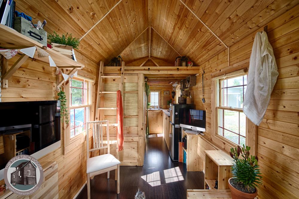 The Tiny Tack House