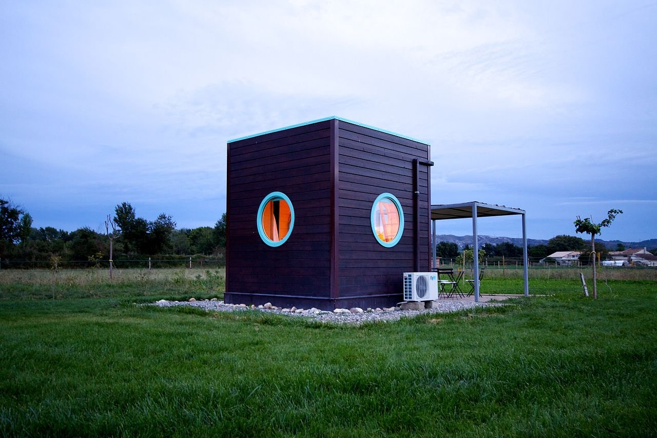Mode made in usa piccole case su ruote for Small house design blog