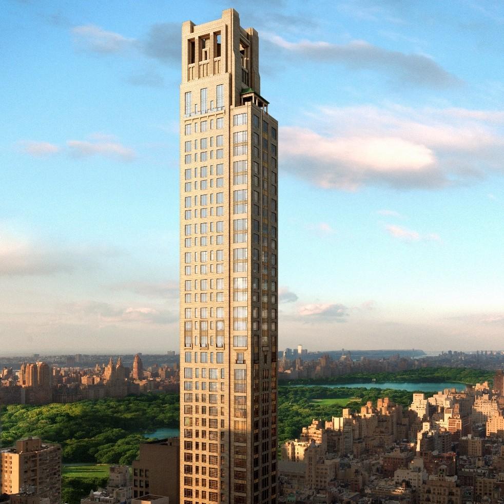 L 39 appartamento pi costoso di new york for Appartamento piu costoso new york