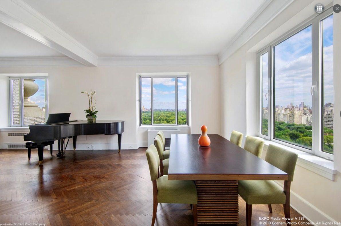Cucina Soggiorno Grande : New york in vendita l appartamento di pavarotti casa