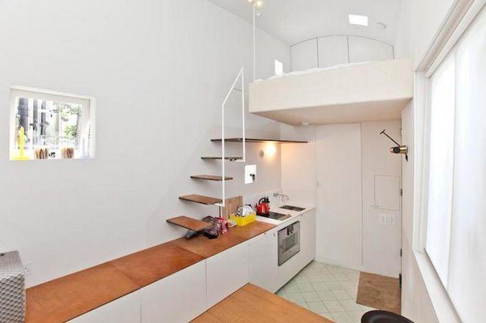 Londra 20 mila euro al mq per la casa pi piccola della citt for Piani di casa personalizzati con costo per costruire