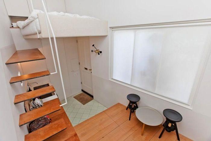 Londra 20 mila euro al mq per la casa pi piccola della citt for Costo per costruire una casa in piccola roccia