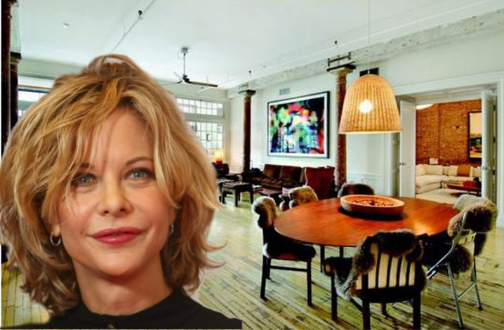 Meg ryan compra uno splendido appartamento a new york for Casa a new york affitto