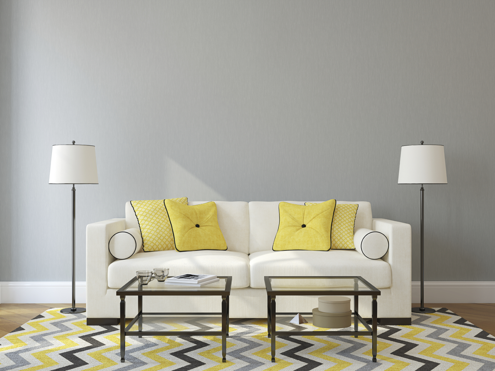 I trucchi per arredare un piccolo soggiorno - Arredare un soggiorno piccolo ...