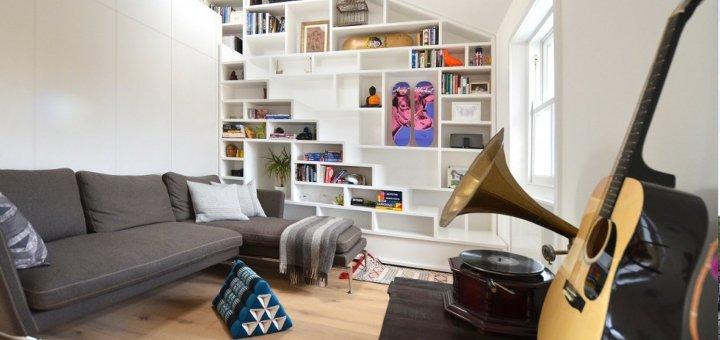 La stanza dei sogni 10 idee per arredare la camera da for Arredare un soggiorno piccolo