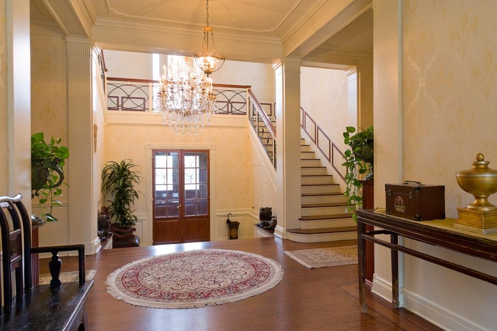 La nuova villa di Catherine Zeta Jones e Michael Douglas 2