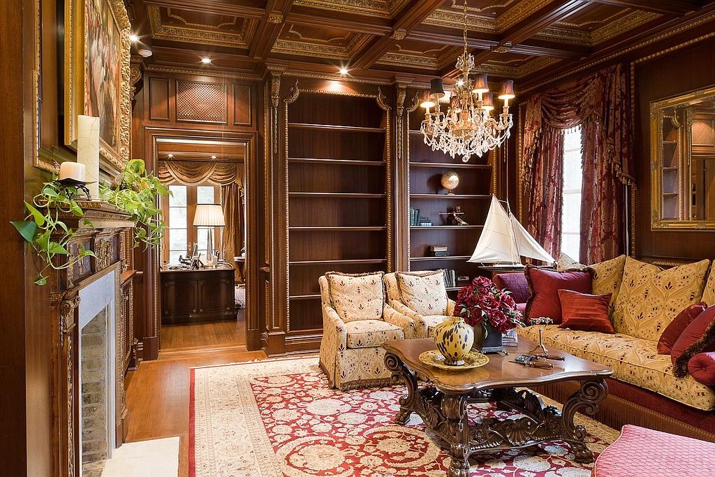 La nuova villa di Catherine Zeta Jones e Michael Douglas 3