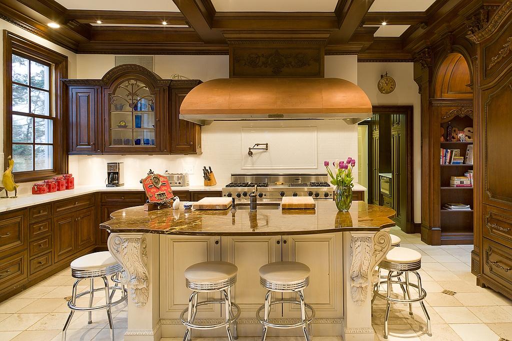 La nuova villa di Catherine Zeta Jones e Michael Douglas 8