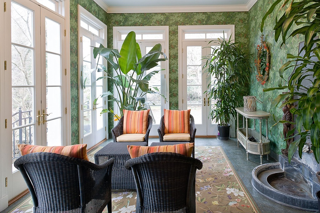 La nuova villa di Catherine Zeta Jones e Michael Douglas 9a