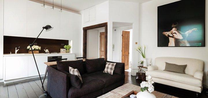 Ristrutturare un piccolo appartamento d 39 epoca di 50 mq for Appartamento 50 mq