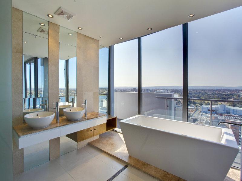 Arredare il bagno 20 idee per un bagno moderno - Aiuto per arredare casa ...