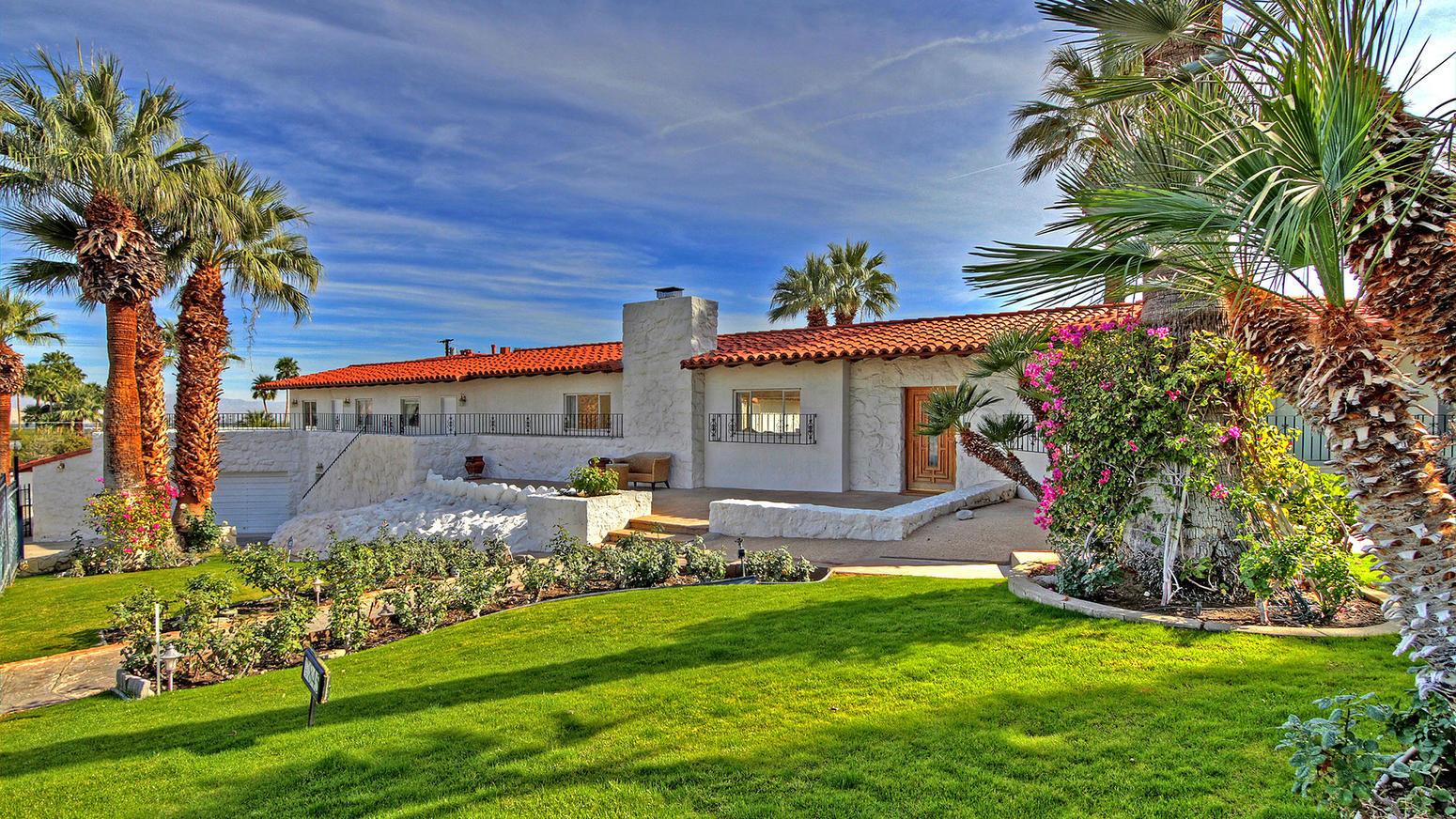Palm springs all 39 asta la casa di elvis presley for Case all asta a roma