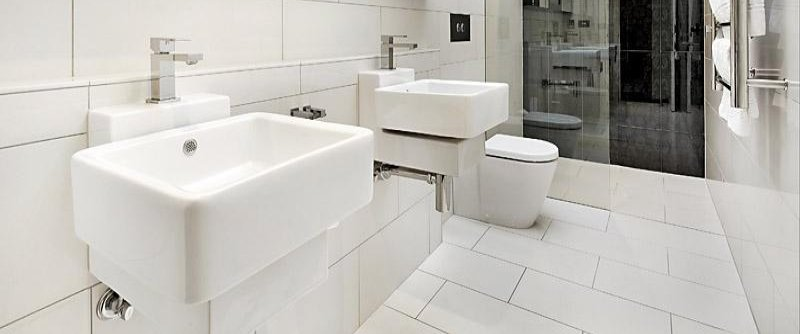 Soluzioni e consigli per arredare un bagno piccolo - Lavandini con mobiletto ...