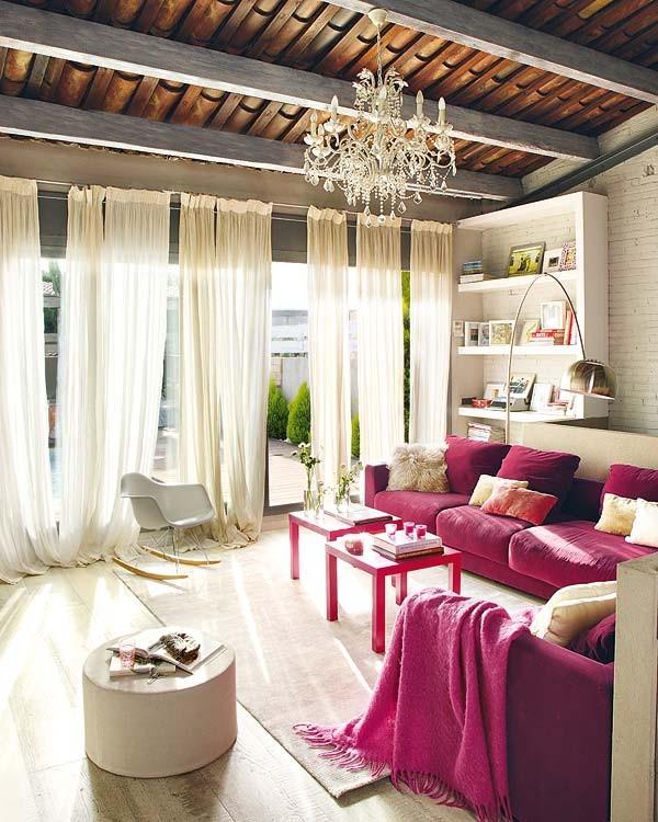 L 39 arredamento vintage di un affascinante e moderno loft for Arredamento in spagnolo