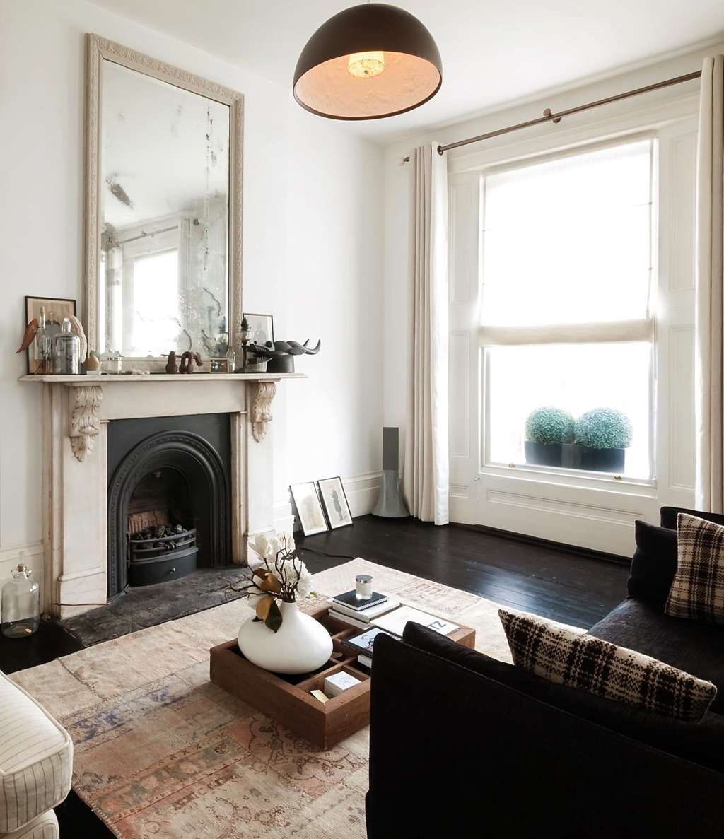 Ristrutturare un piccolo appartamento d 39 epoca di 50 mq for Case ristrutturate moderne