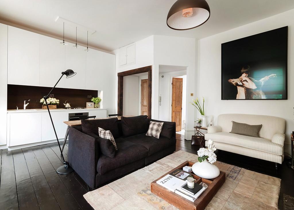Ristrutturare Un Piccolo Appartamento D Epoca Di 50 Mq