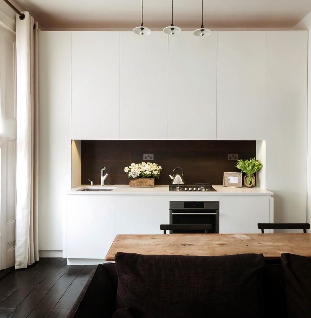 Ristrutturare un piccolo appartamento d 39 epoca di 50 mq for Un appartamento