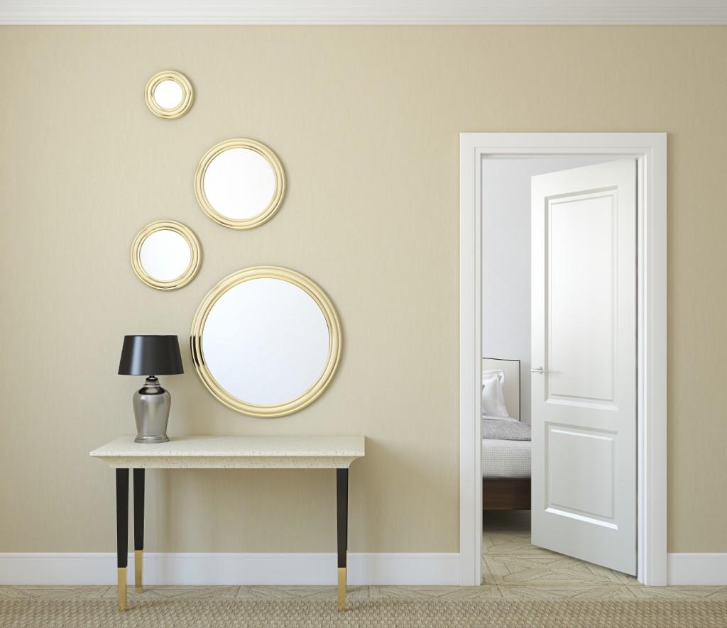 specchi in casa