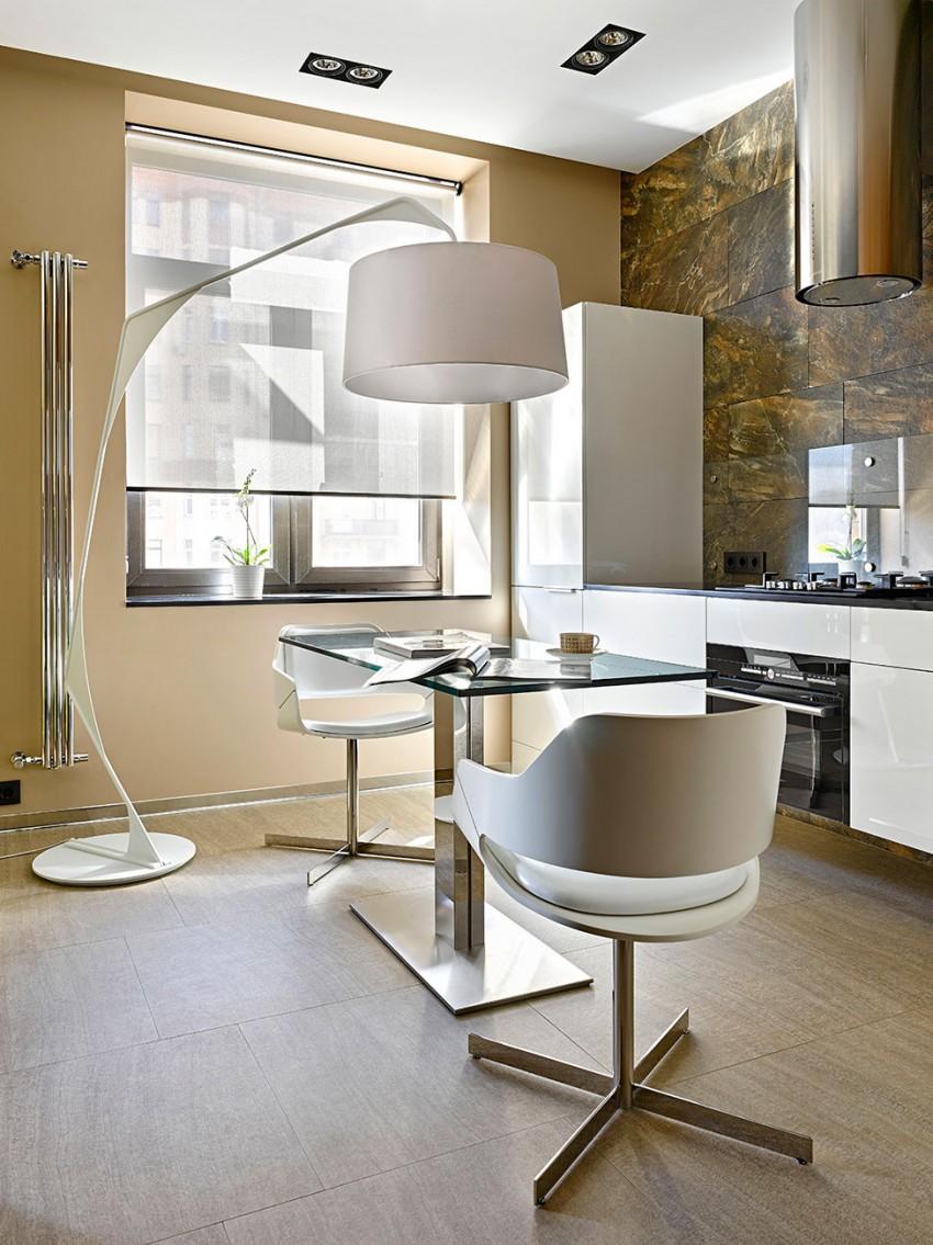 Arredare 35 mq con stile for Arredare piccolo appartamento