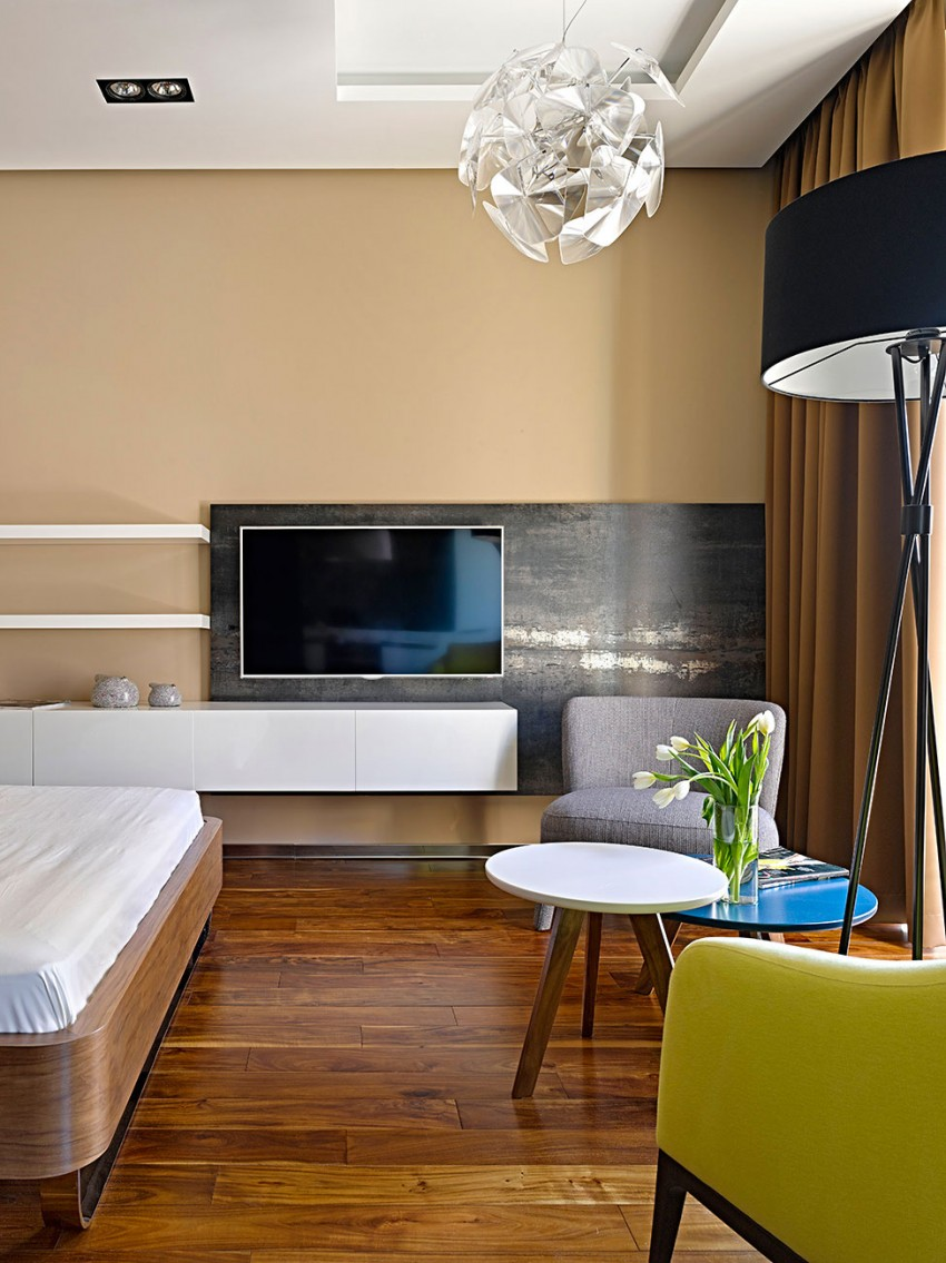 Arredare 35 mq con stile for Arredare camera da letto di 10 mq