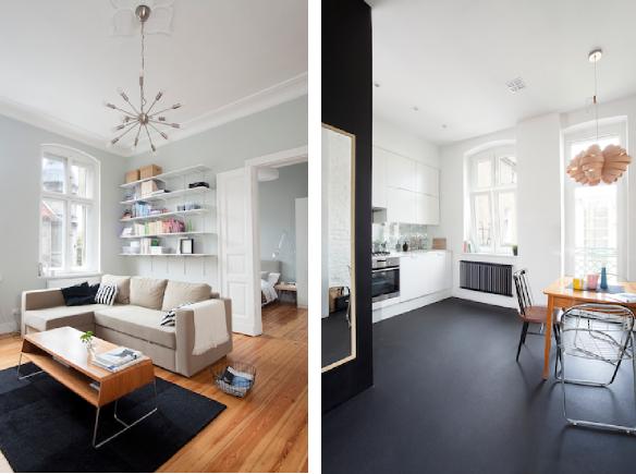 Casabook immobiliare un bilocale bellissimo di 60 mq for Casa moderna 60 mq