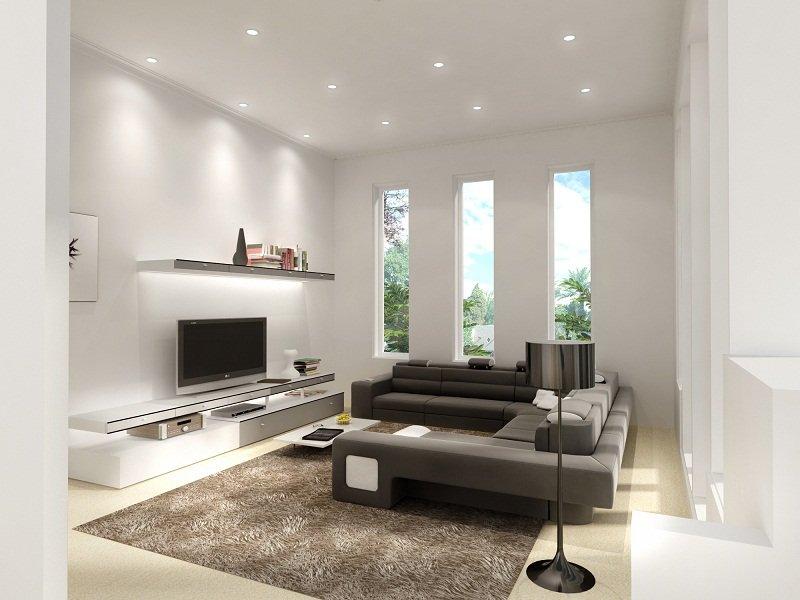 Come arredare il soggiorno 15 salotti per il relax for Soluzioni di arredo per soggiorni