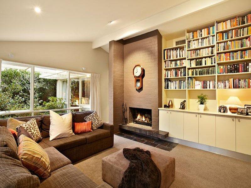 Illuminazione Salotto Design: Illuminazione di un soggiorno moderno.