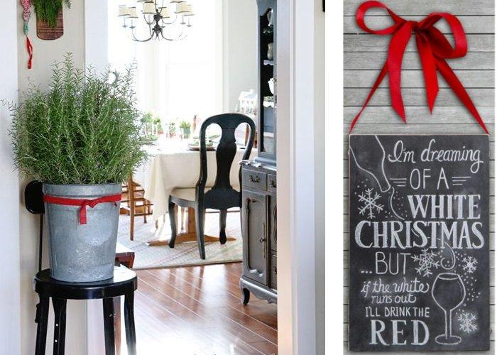 arredare casa per natale: porta in casa la magia del natale - Arredare Casa Natale Foto