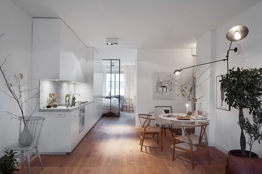 arredare 40 mq un accogliente appartamento svedese