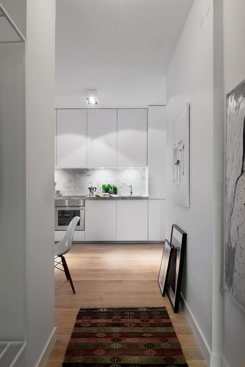 Arredare 40 mq un accogliente appartamento svedese for Un appartamento