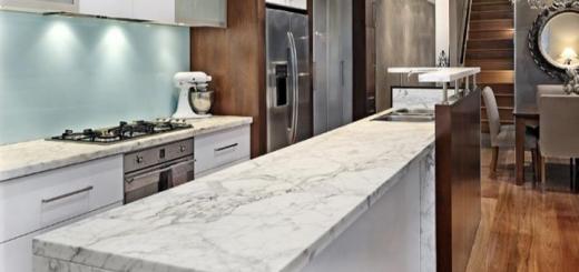 Ristrutturazioni news e approfondimenti di - Piani cucina marmo ...