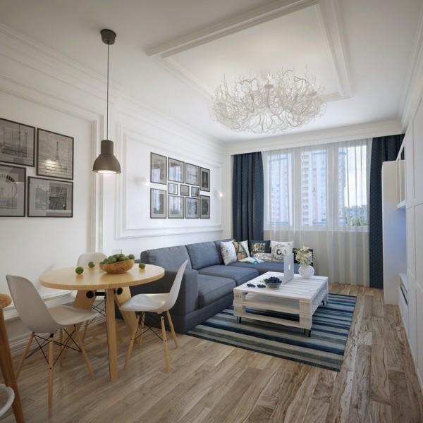 Arredare un bilocale mixare l 39 eleganza dello stile for Foto case arredate moderne