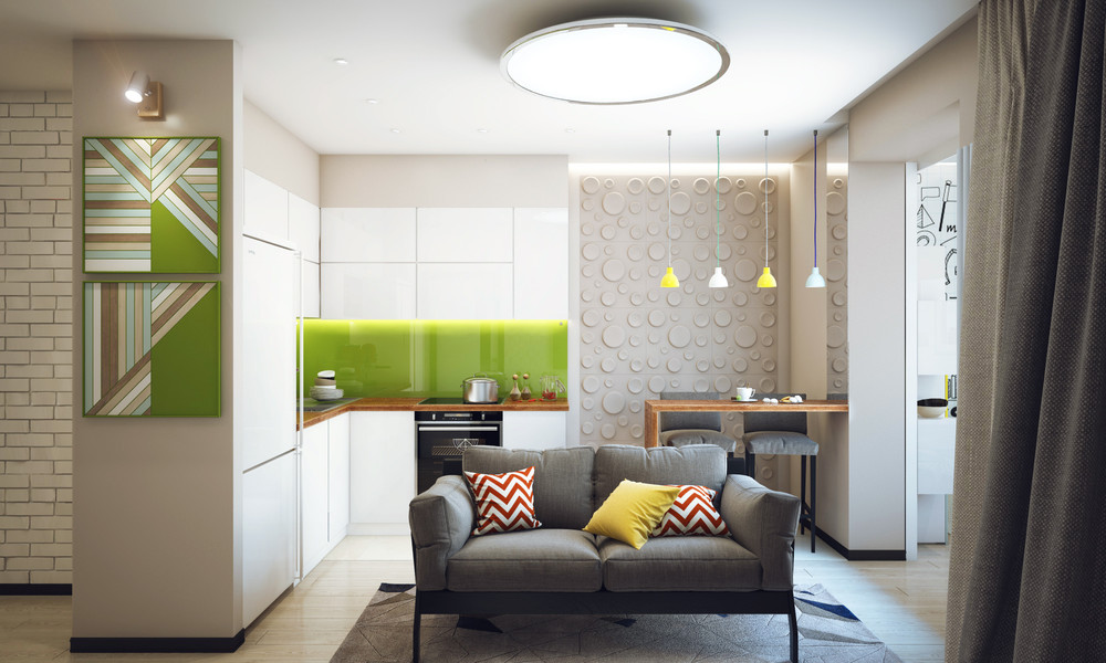 Lavorare da casa l 39 appartamento perfetto for Man arredamenti