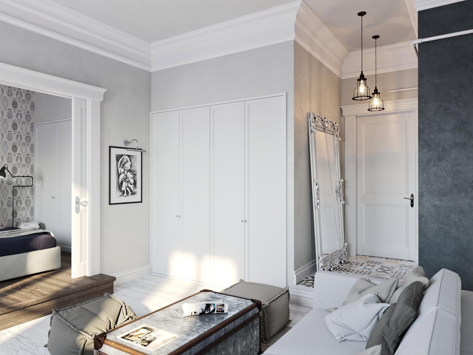 Un bilocale moderno, giovane e elegante   casa.it