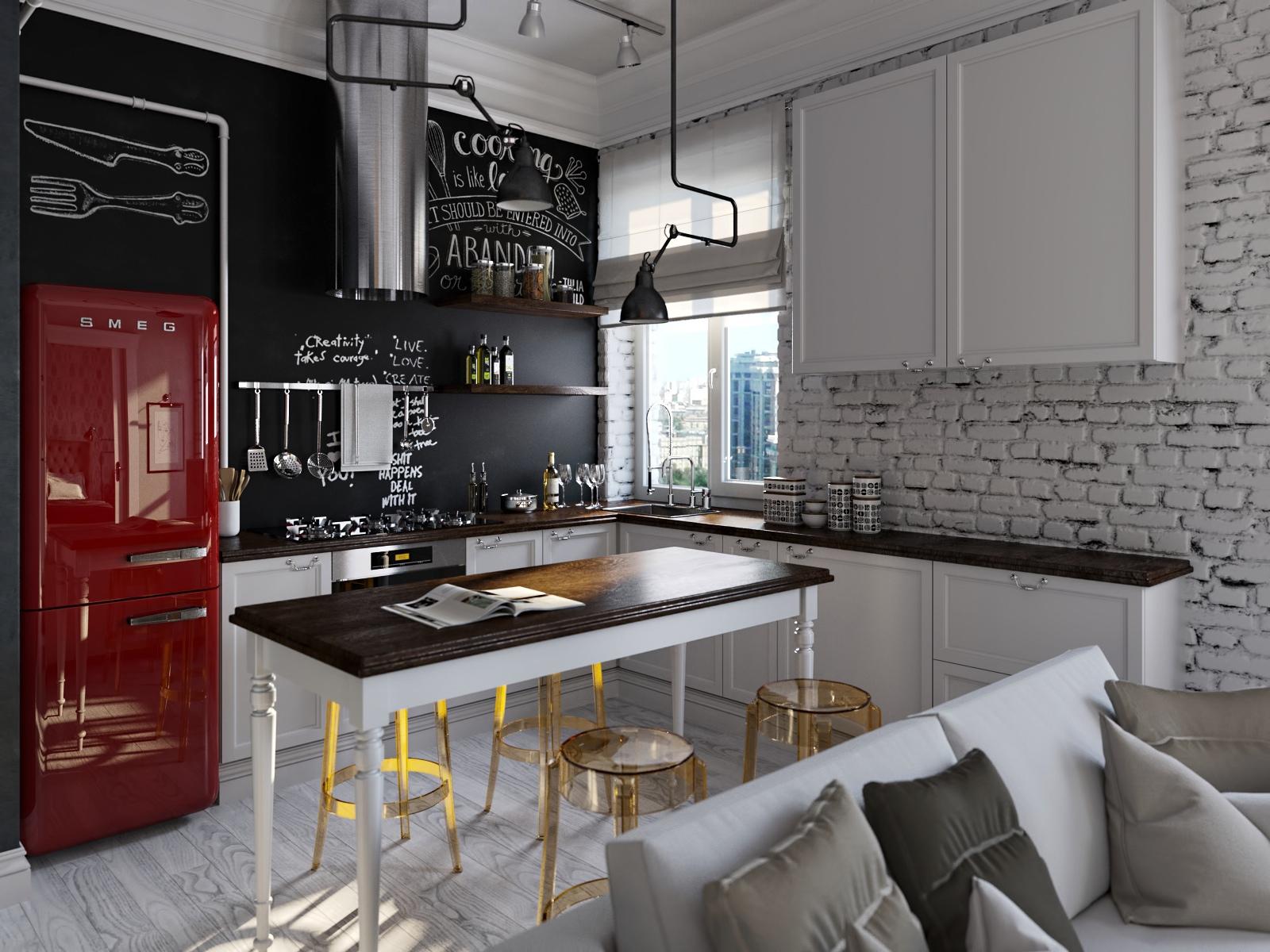 Un bilocale moderno, giovane e elegante - Casa.it