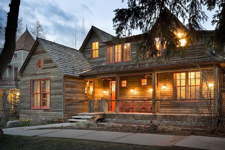 Case in montagna un rifugio perfetto for Log planimetrie nuove case