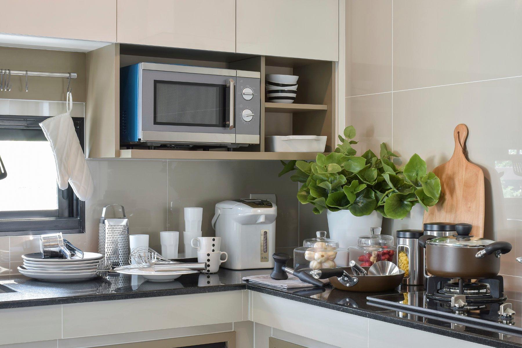 Angolo cottura 5 segreti al microonde for Cottura microonde