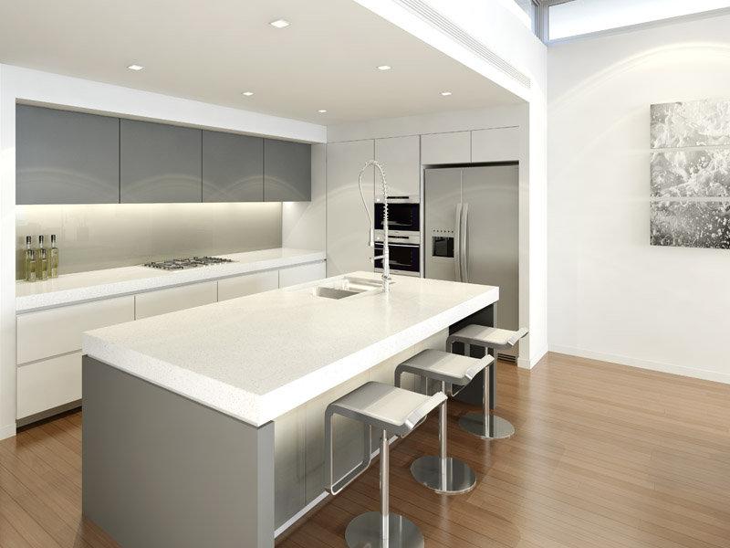 Pics Photos - Cucina Scenery Con Isola E Piano Colazione Da Giani ...