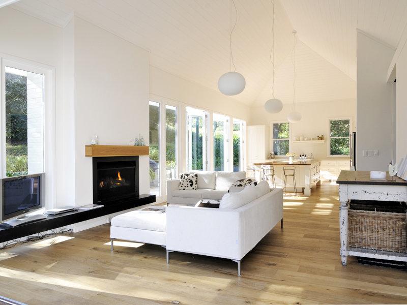 Stile e charme una bella casa di campagna for Casa living