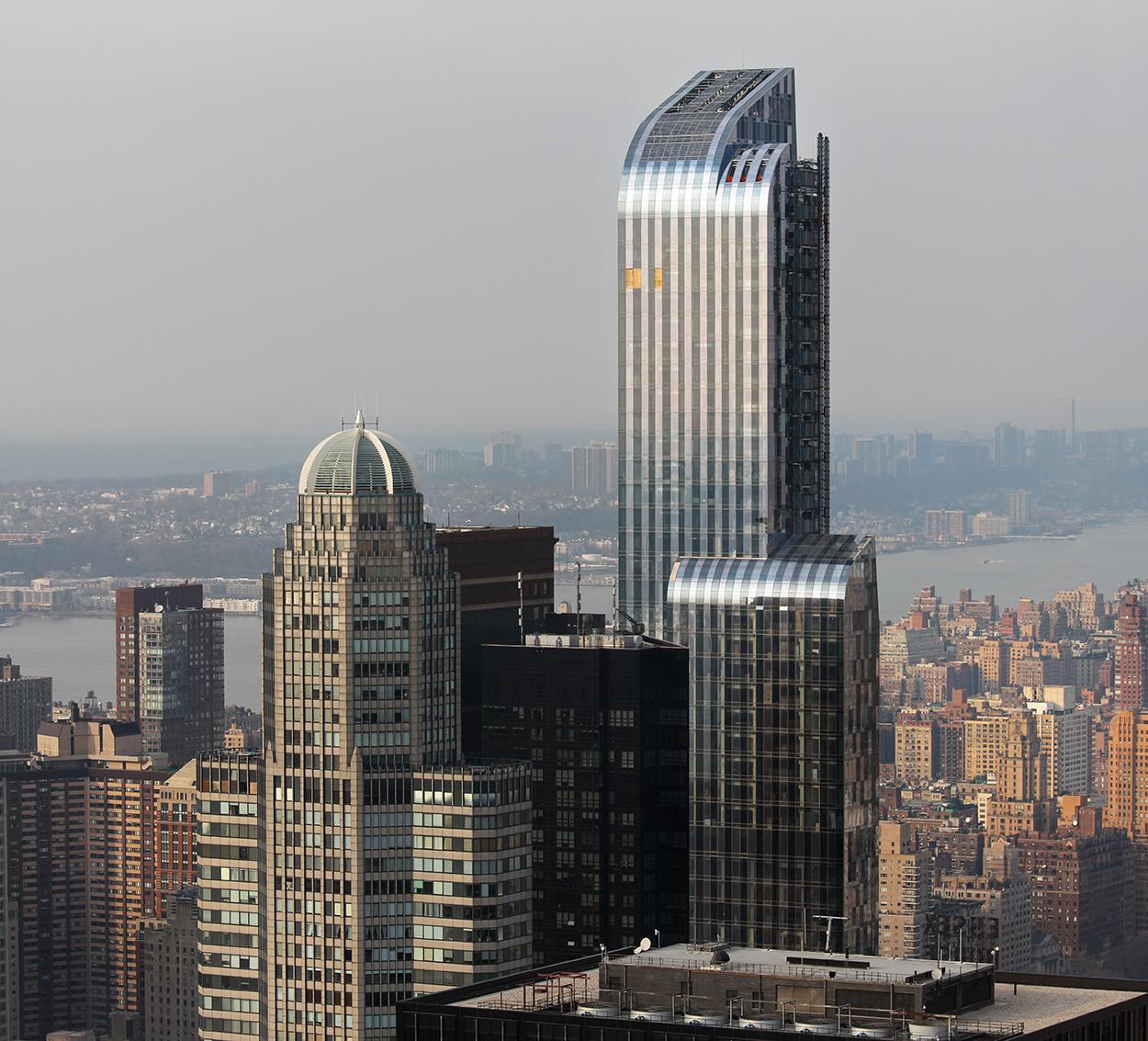 Manhattan venduto l 39 appartamento pi costoso di new york for Appartamento piu costoso new york