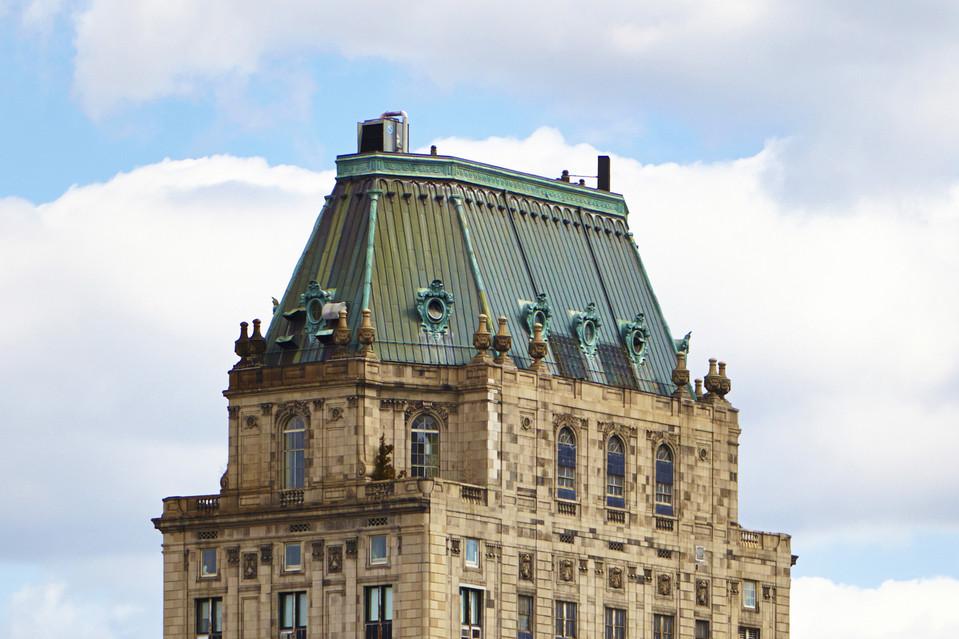 New york ecco l 39 attico che ha battutto ogni record for Hotel pierre ny