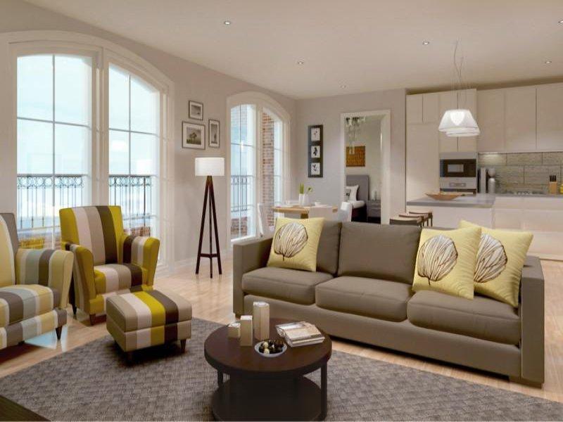 Arredare il salotto 20 idee per renderlo perfetto for Come sistemare la casa