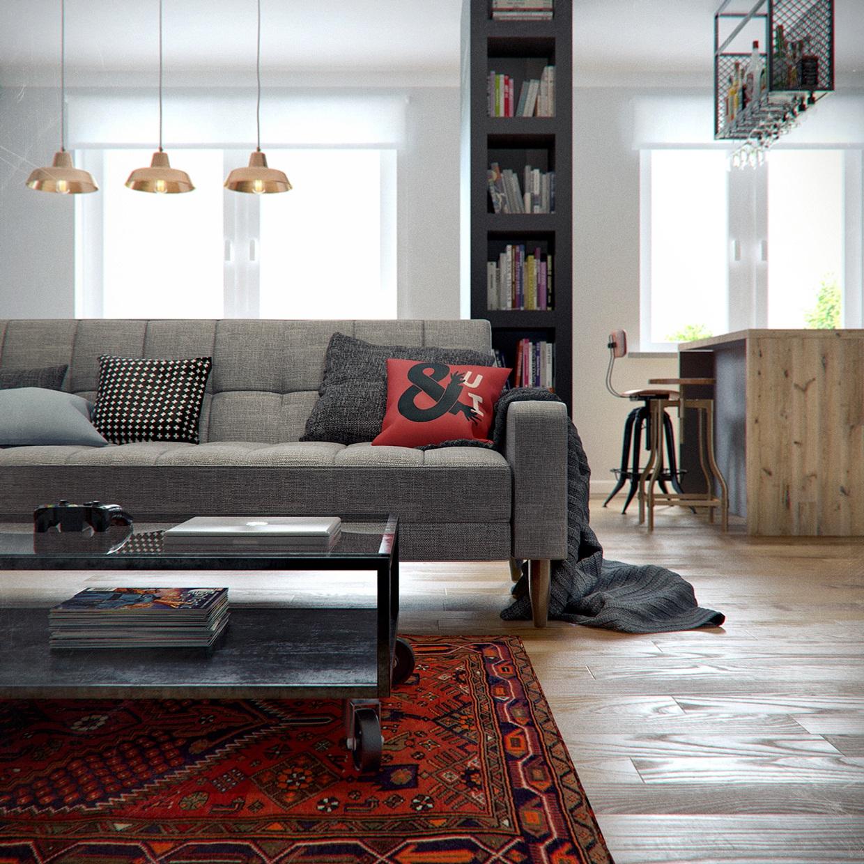Un perfetto appartamento per single for Casa per single