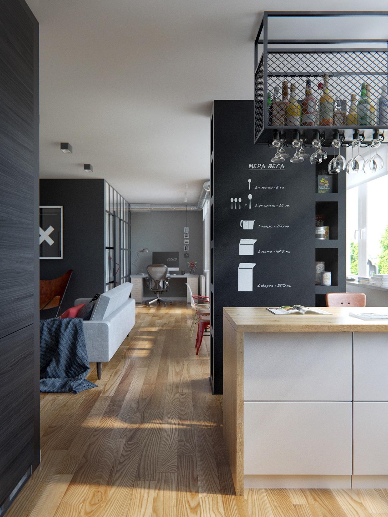 Un perfetto appartamento per single for Il piano casa perfetto